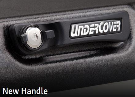Handle for new UnderCover Elite