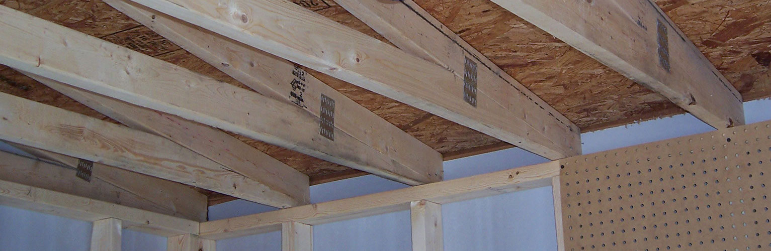 Steel Frame vs Wood Frame Storage Buildings and Sheds