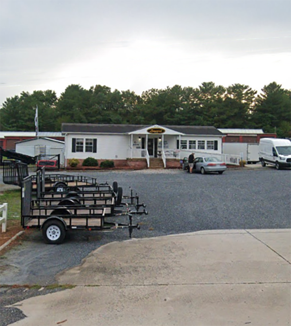 Pre-Owned and Used Buildings & Storage Units at Lynchburg, VA