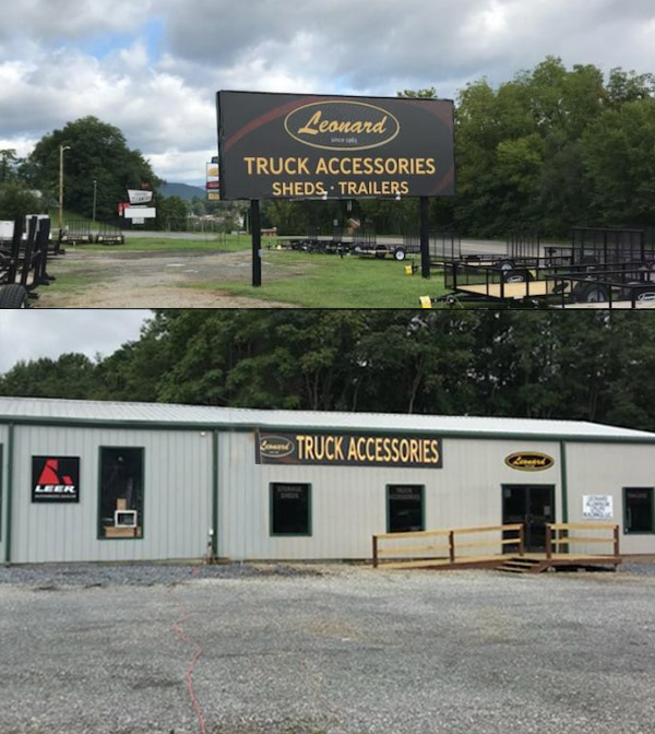 Pre-Owned and Used Buildings & Storage Units at Roanoke, VA