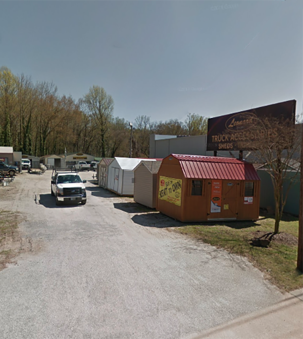 Pre-Owned and Used Buildings & Storage Units at Greenville, SC