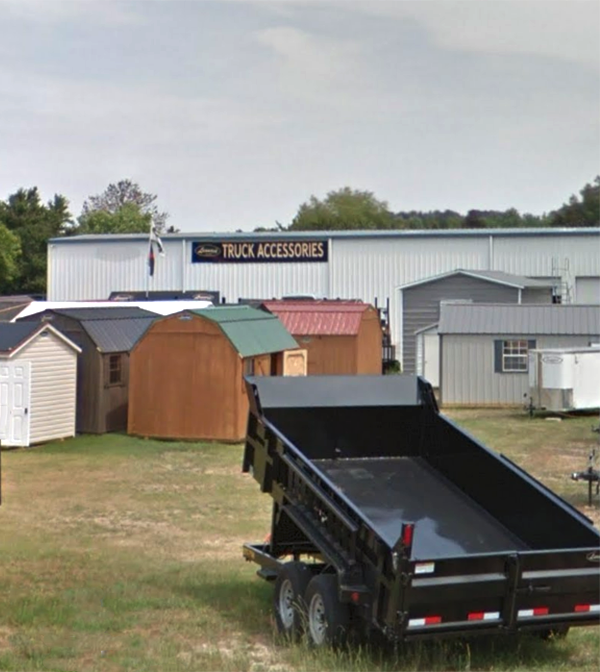 Pre-Owned and Used Buildings & Storage Units at Greenville, NC