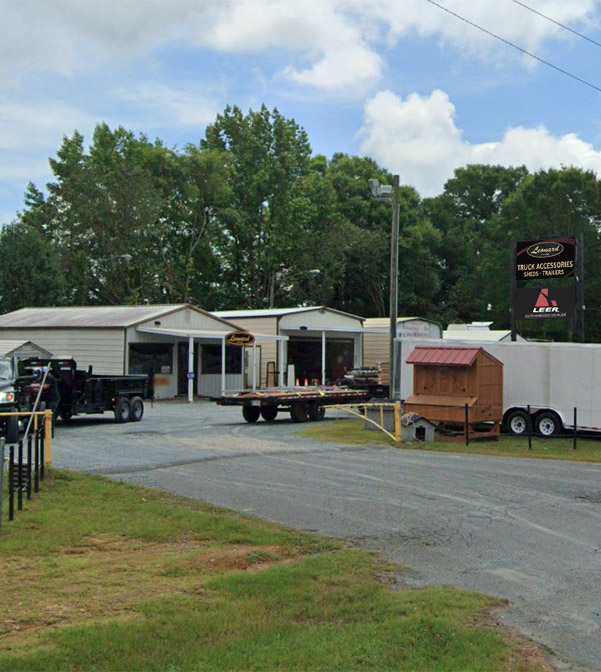 Pre-Owned and Used Buildings & Storage Units at Monroe, NC